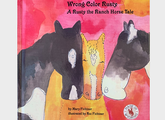 Wrong Color Rusty cover