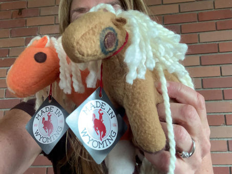 The story of our plush horse maker