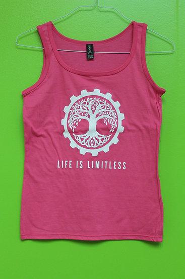 Life is Limitless Ladies Tank Top