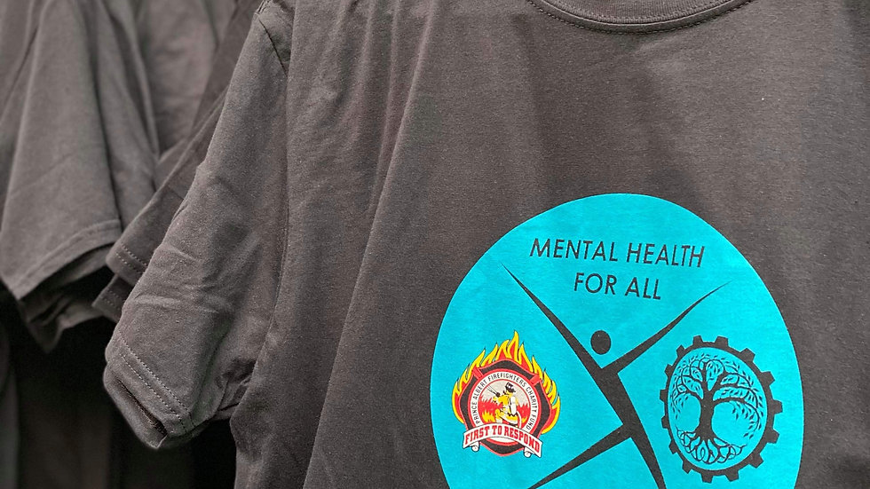 Mental Health For All T-Shirts