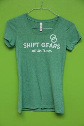 Ladies Limitless Shift Gears T-Shirt