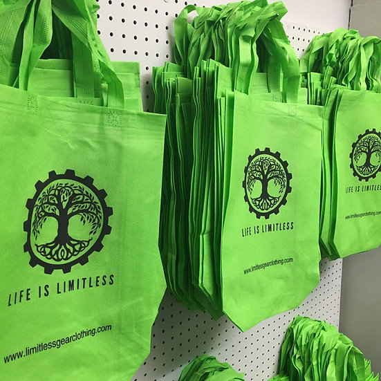 Limitless Environmentally Friendly Bags