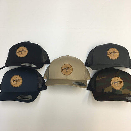 Limitless Badge Snap-Back Caps