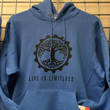 Life is Limitless Pullover Hoodie