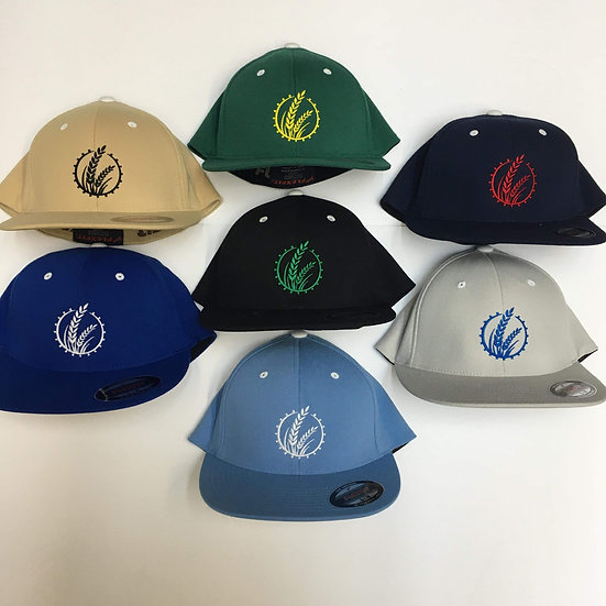 Embroidered FlexFit Sask Limitless Caps