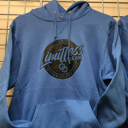 Limitless Badge Pullover Hoodie