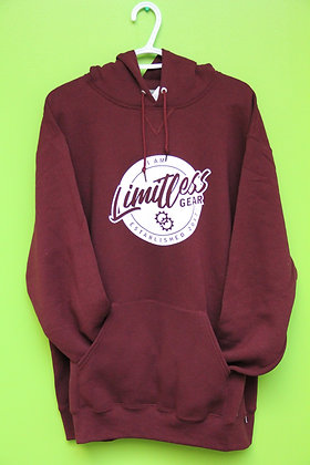 Limitless Badge Pullover Bunnyhug