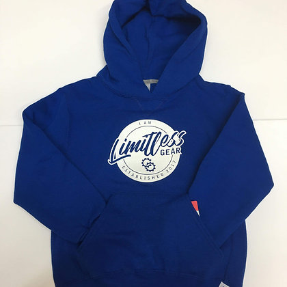 Youth Limitless Badge Hoodie