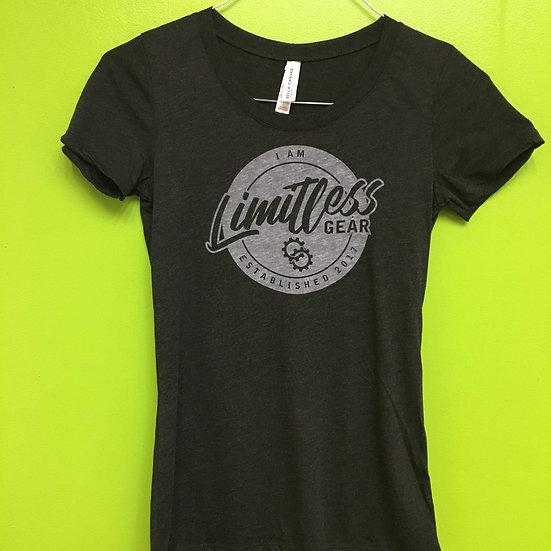 Ladies Limitless Badge T-Shirt
