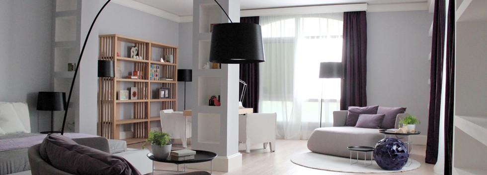 Classicismo Contemporaneo - Ernesto Fusco Interior Design