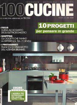 Cover 100 Cucine