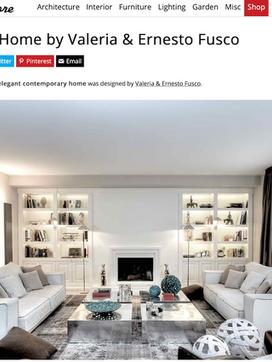 Ernesto Fusco Interiørmagasin - Home Adore