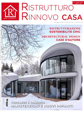 Ernesto Fusco Ineriørmagasin Rinnovo Casa