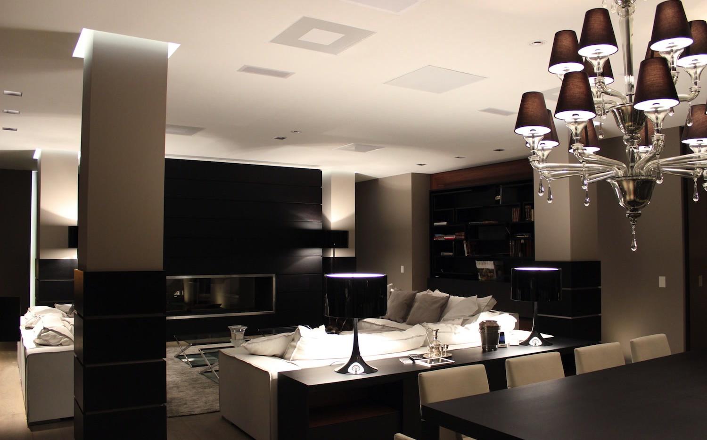 Simmetrie in Greige - Ernesto Fusco Interior Design