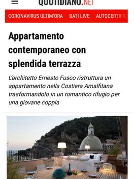 Ernesto Fusco Interiørmagasin - Il Quotidiano