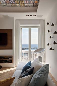 Copertina progetto interior design - Nido Romantico