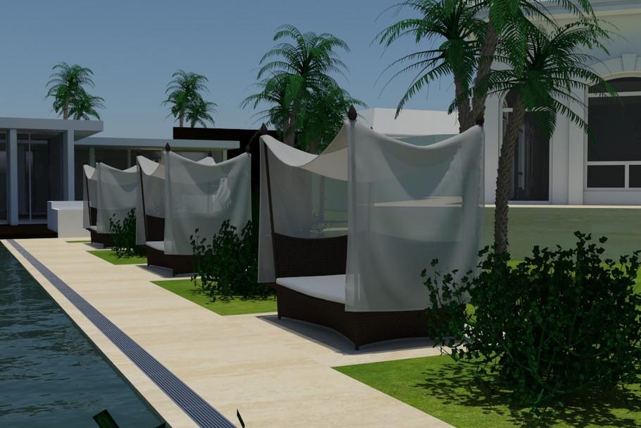 Un Giardino Speciale - Ernesto Fusco Interior Design