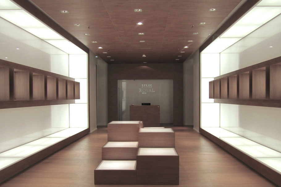 Hms Royal | Butikk | Interiørarkitekt Ernesto Fusco