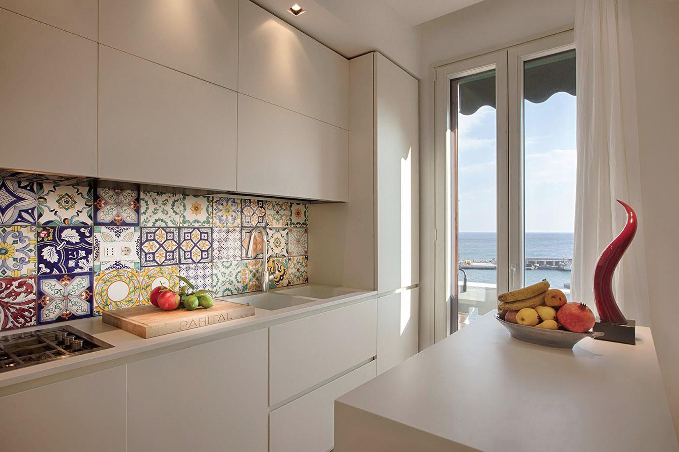 Nido Romantico - Ernesto Fusco Interior Design