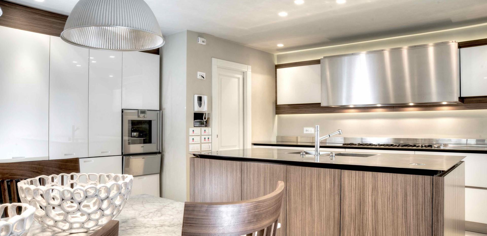 ernesto fusco kitchen design.jpegSenza Tempo - Ernesto Fusco Interior Designer