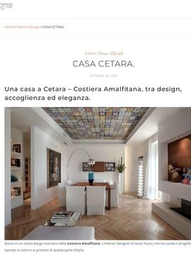 Ernesto Fusco interiørblog - Home Trotte