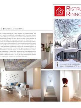 Ristrutturo casa Ernesto Fusco Interiørm