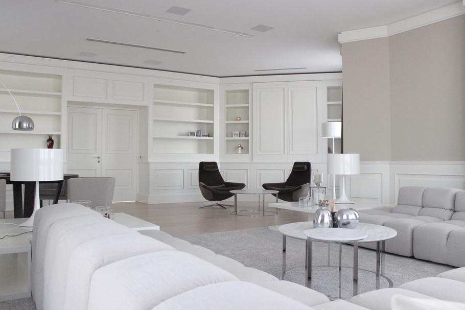 Prosjekt Moderne Klassisime - Ernesto Fusco Interiørarkitekt