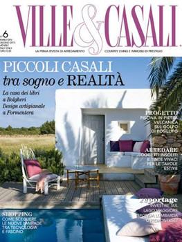 Pubblicazione Ville & Casali