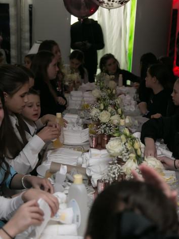 Sarah's Bat Mitzvah Party