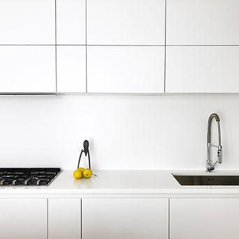 Copertina progetto interior design - In Bianco e Nero