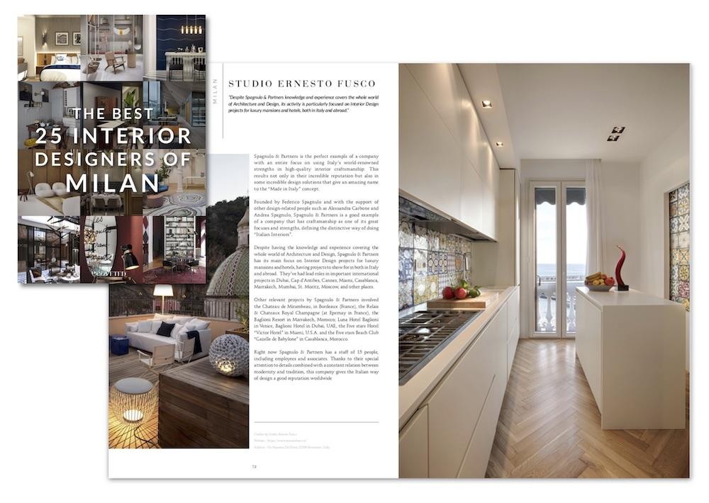 The best 25 Designer Milano