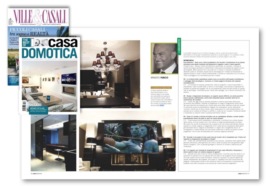 Casa Domotica - Ville & Casali