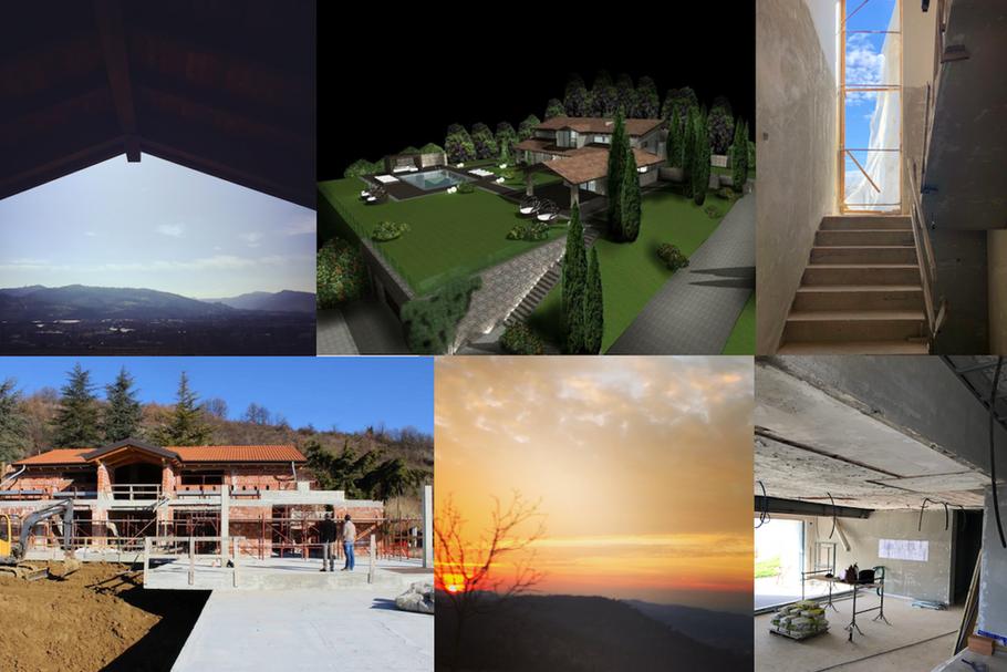 Nel Monfra'| Bolig | Interiørarkitekt Ernesto Fusco