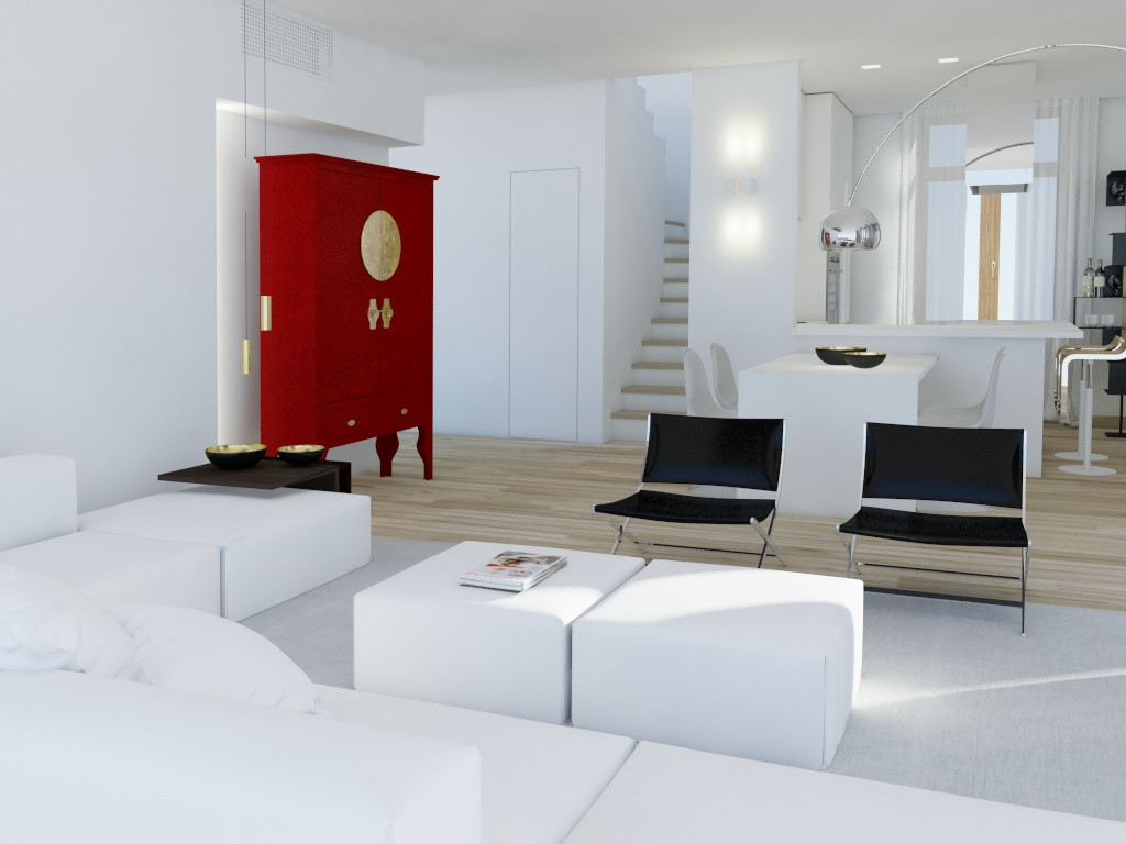Nouvelle Vie | Leilighet | Ernesto Fusco Interiørarkitekt
