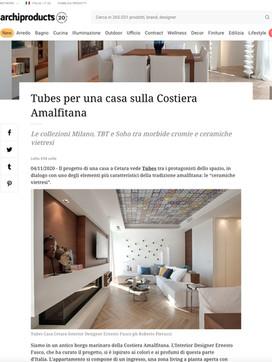 Ernesto Fusco interiørblog - Archiproduc