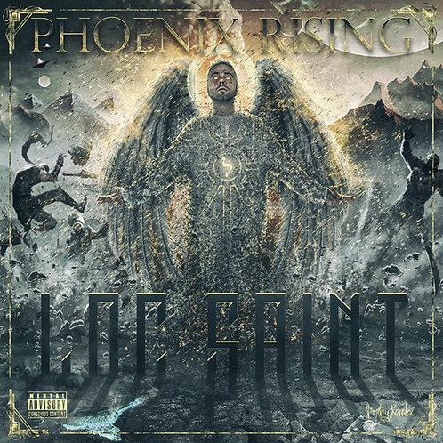 """""""Phoenix Rising"""" Hard Copy CD"""
