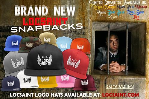 Loc Saint Snapback Hats
