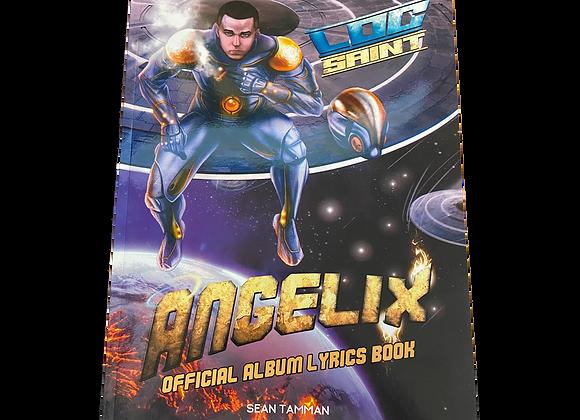 """Angelix"" Official Album Lyrics Book"