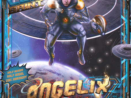 """Loc Saint's """"Angelix"""" Is Officially Out Now..And The Reviews are AMAZING..."""