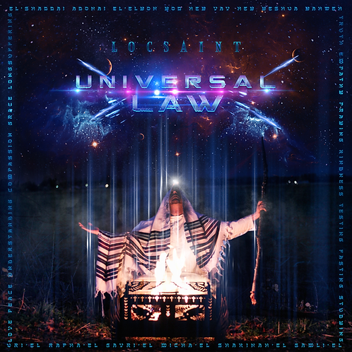 """Autographed """"Universal Law"""" Hard Copy Pre-Order"""