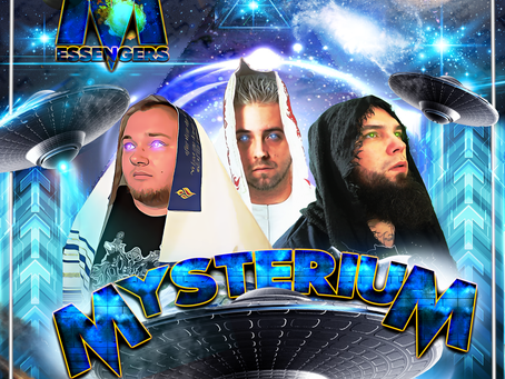 """The New Album """"Messengers - Mysterium"""" Drops in Jan. Only On Patreon"""