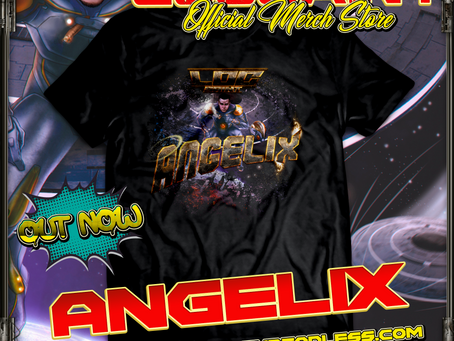 """New """"Angelix"""" Shirts Out Now"""