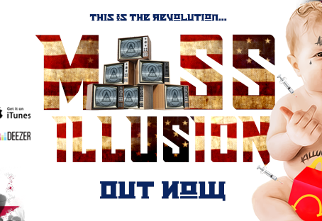 "The New Single ""Mass illusion"" is Out Now"