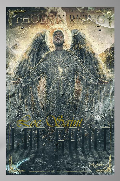 "11x17 ""Phoenix Rising"" Poster"