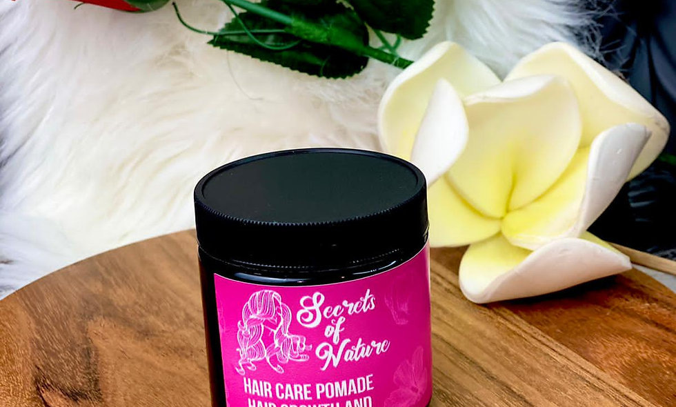 Secrets of Nature of Hair Care Pomade