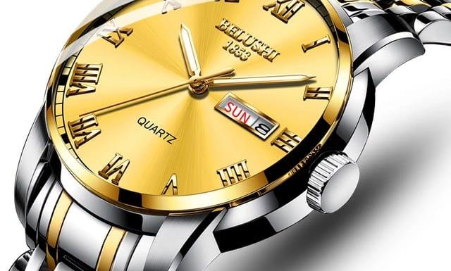BELUSHI Branded WaterProof Watch for Man