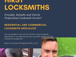 Hirst Locksmiths   Hirst Locksmiths