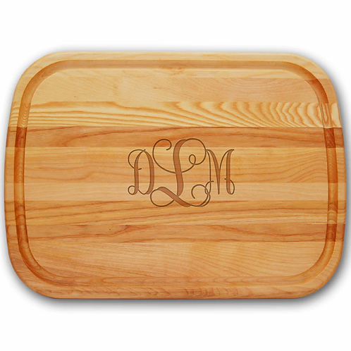 Large Engraved Cutting Board
