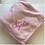 Thumbnail: Pink Luxury Fleece Baby Blanket
