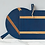 Thumbnail: Round or Square Charcuterie Board - Navy